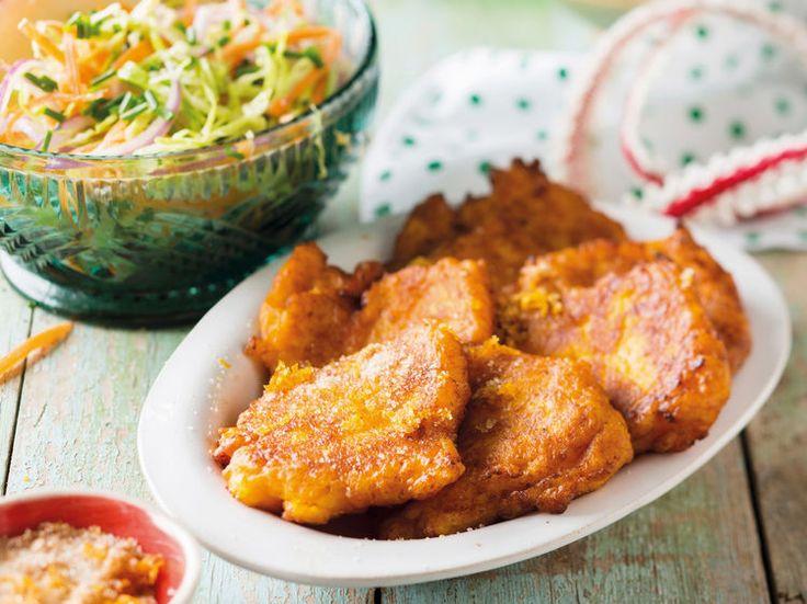 Avec les lectrices reporter de Femme Actuelle, découvrez les recettes de cuisine des internautes : Beignets de potimarron à l'orange