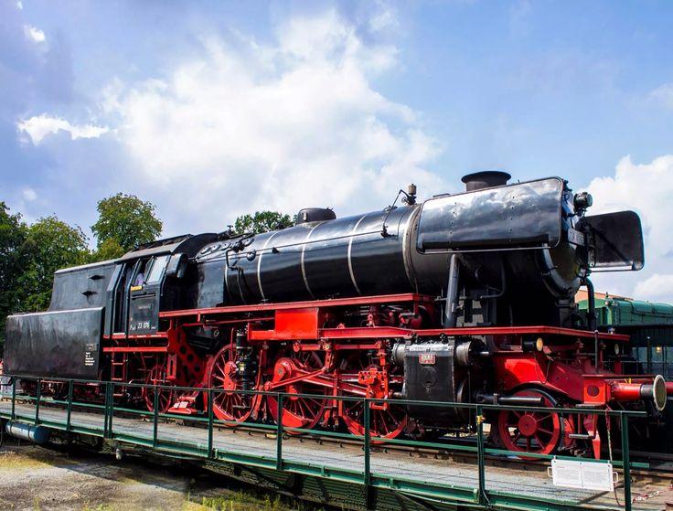 Steam train at Beekbergen The Netherlands