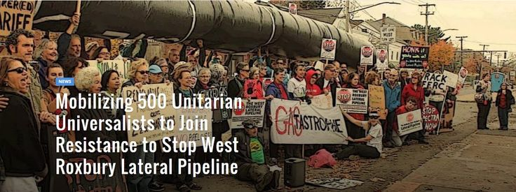 #occupy #p2 #tlot #union #Syriac #FSA #Kurd #Baloch    Mobilizing 500 Unitarian Universalists to Join Resistance to Stop West Roxbury Lateral Pipeline   http://climatesocial.net/2016/02/15/mobilizing-unitarian-universalists-to-stop-west-roxbury-lateral-pipeline/   On Saturday, February 13, 2016 Unitarian Universalists from across Massachusetts gathered at Theodore Parker Church to organize against the construction of the West Roxbury Lateral Pipeline.  Texas based Spectra Corporation...