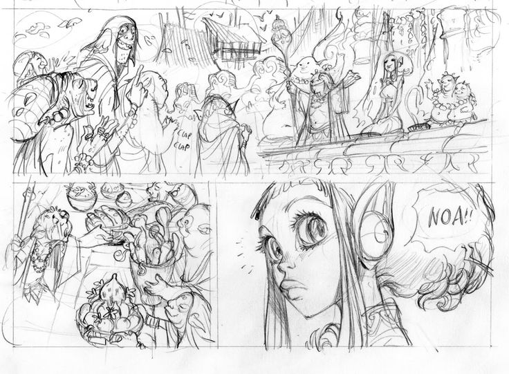Best Storyboards  Comic Page Layout Images On   Comics