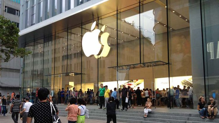 apple-sede Apple vende más que el trimestre anterior y se consolida en el mercado
