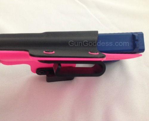 A GunGoddess exclusive: Cherry Blossoms (artwork by William Garrison)