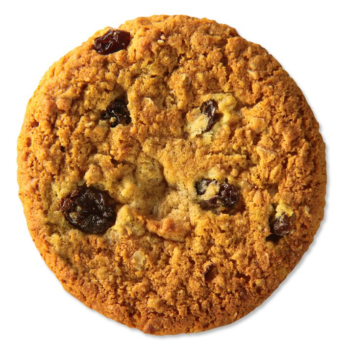 Soft Oatmeal Raisin Cookie - Voortman Cookies