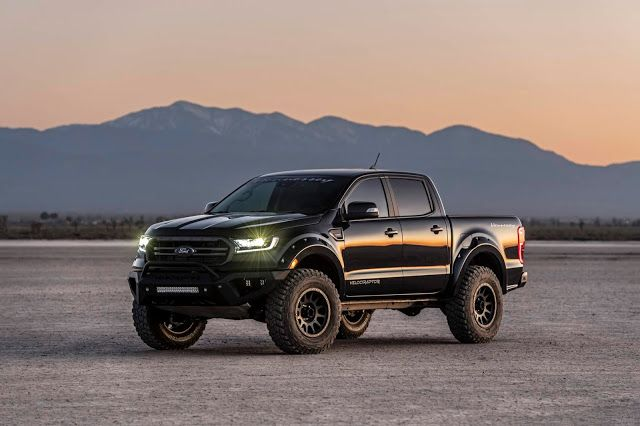 All Cars New Zealand 2020 Hennessey Velociraptor Ranger