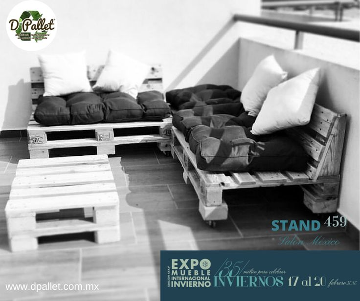 Sala Twin Escuadra  #dpallet #mobiliarioecologico #diseñointeriorMobiliario para #hogar ventas@dpallet.com.mx WhatsApp 3310554119 Tel. 10320165  #Pallet #Palletfurniture #Ecofriendly #Pet  #Muebles #Mueblesconpalet