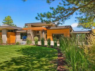 The Evergreen House - asian - exterior - denver - by Entasis Group