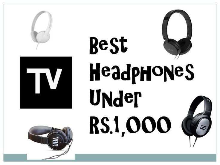 If you are seeking for the best headphones under Rs.1,000 then you have to wait no longer because we've compiled a list of best headphones under Rs.1,000. These are the best headphones under Rs.1,000 available in the market right now.