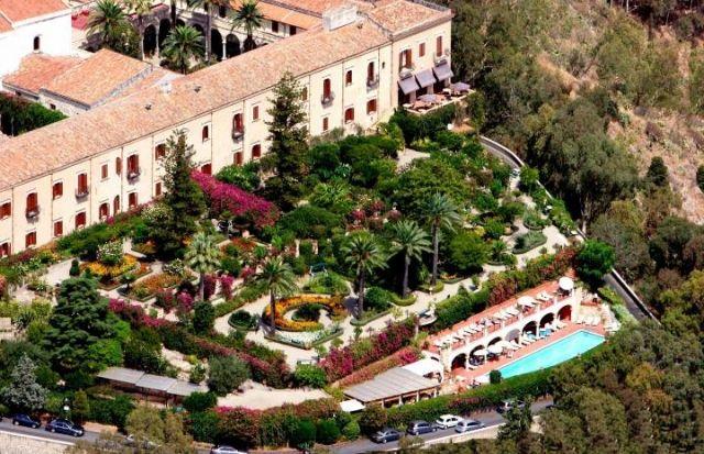 San Domenico Palace Hotel Taormina