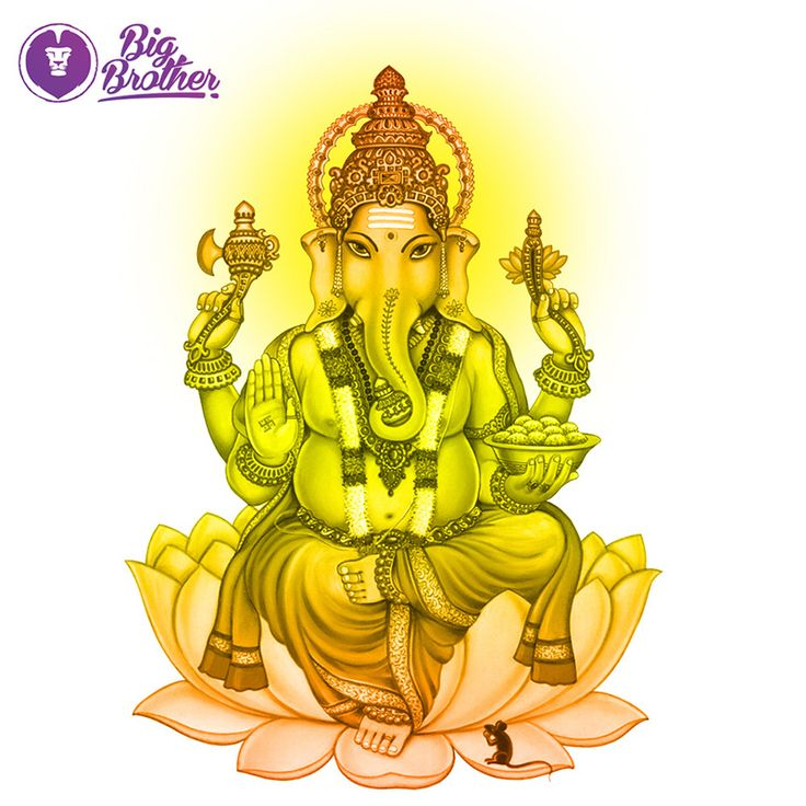 ll Vakratunda mahaakaaya suryakoti samaprabhaa. Nirvighnam kurumedeva sarvakaaryeshu sarvadaa ll  #BigBrotherFoundation wishes all Happy #GaneshChaturthi.