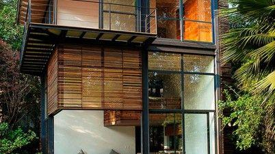 model rumah kayu yang modern rumah kayu minimalis model desain