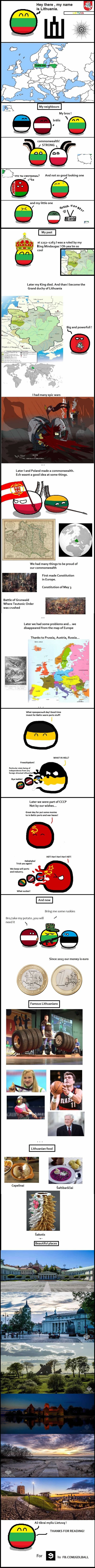 Meet Lithuania