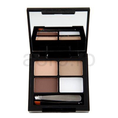 Makeup Revolution Focus & Fix set pentru sprancene perfecte | aoro.ro
