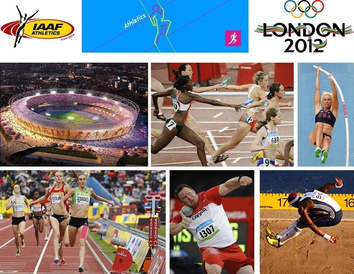 The London 2012 Athletic events will take place at the Olympic Stadium in the Olympic Park