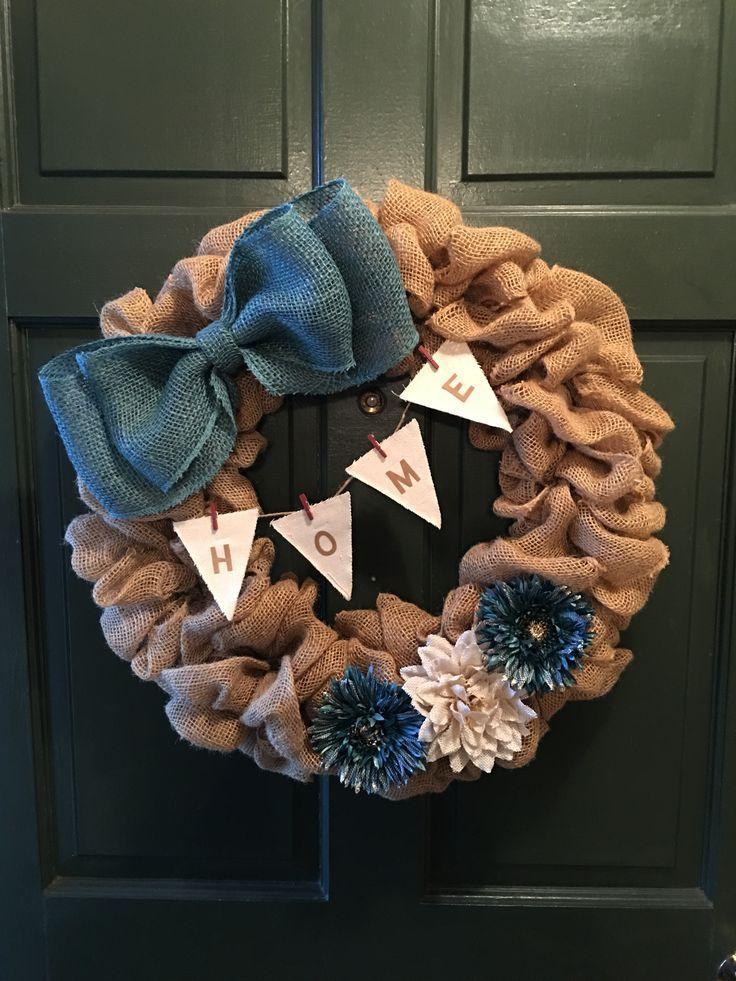 Oversized Christmas Wreath