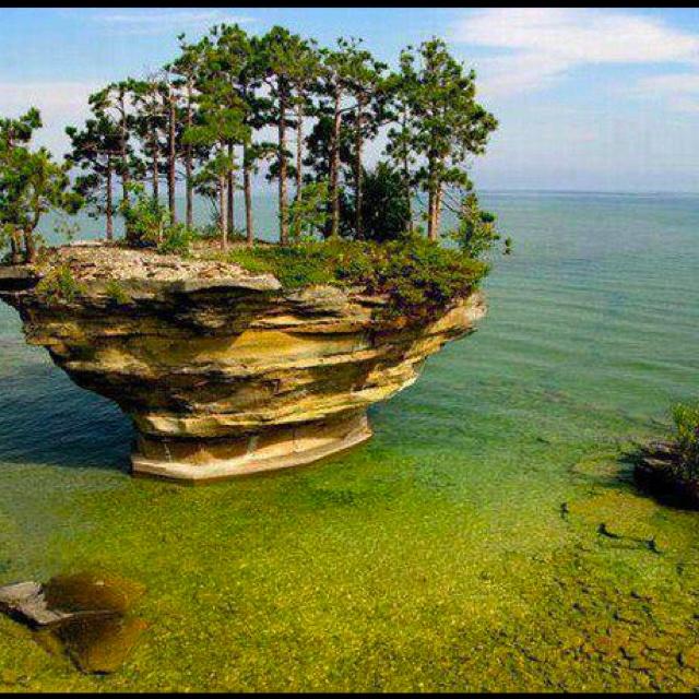 Lake Huron, Michigan, US