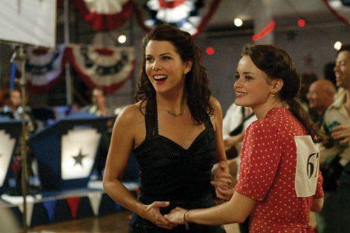 Dance marathon!! ...in my top five of favorite Gilmore episodes #gilmoregirls