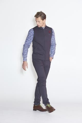 WORLDman 4055 Whole Shebang Shirt Paisley