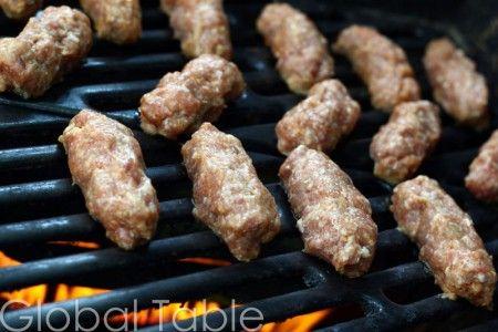 bosnian finger sausages cevapi bosnian recipes bosnian food croatian ...