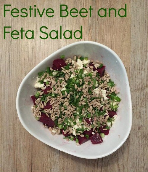 Feta salad, Beets and Feta on Pinterest