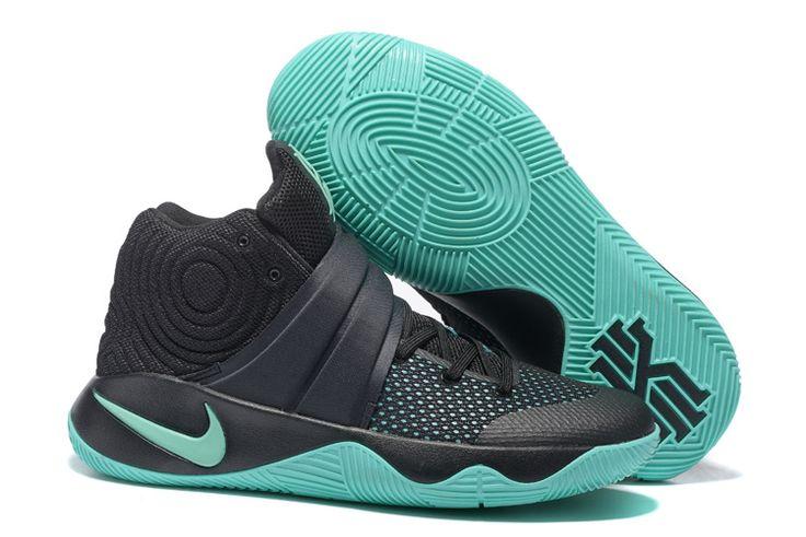 Cheap Nike Kyrie Irving 2 Mens Shoes Black Light Green.jpg (750�501