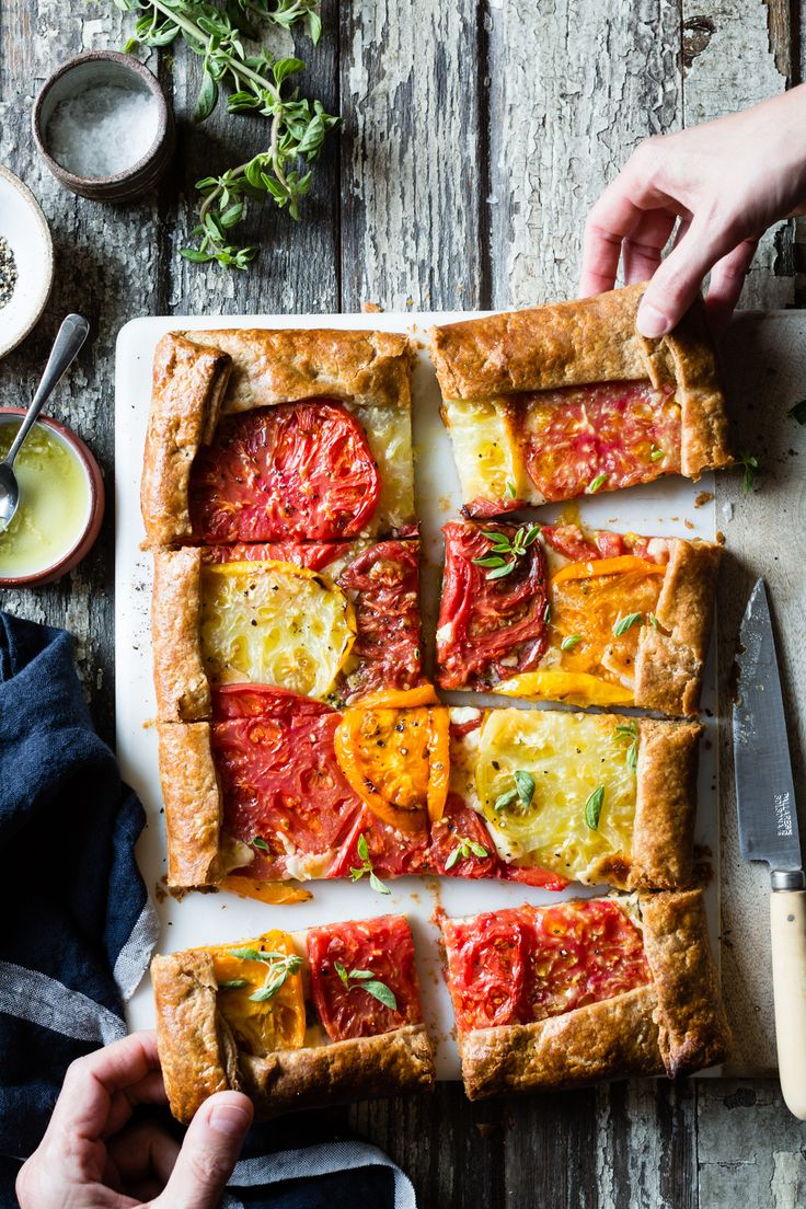 Best 25+ Heirloom tomato tart ideas on Pinterest | Tomatoe ...