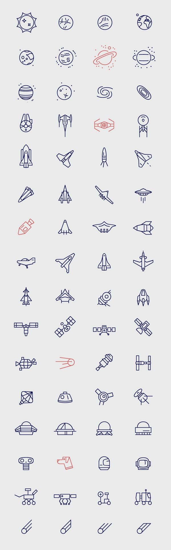 Infinity - Free Space Icons (Font)