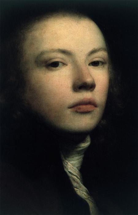 "felixinclusis: ""darksilenceinsuburbia: Pierre-Paul Prud'Hon. Portrait of a Youth, 1800. """