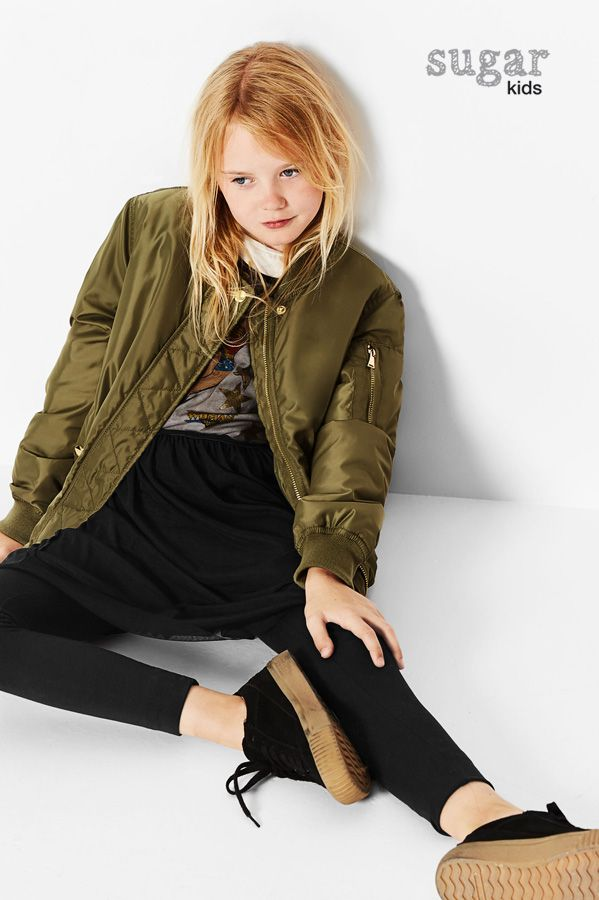 """Chloe from Sugar Kids for Zara """"Little Prices"""""""