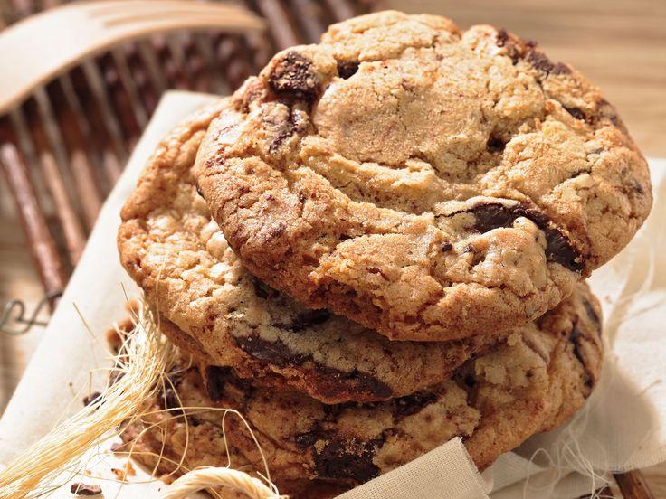 Découvrez la recette Cookies au Thermomix sur cuisineactuelle.fr.
