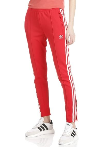 jogging adidas rouge slim
