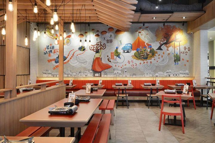 Ojju restaurant by Metaphor Interior, Jakarta – Indonesia » Retail Design Blog