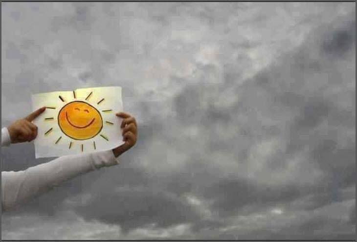 """""""Si le soleil resplendit dans votre cœur, le vent chassera les pensées désagréables et les peines.""""  ~ H. Esse ~"""