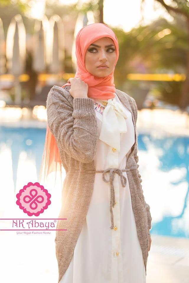 hijab fashion trend 2015 Hijab fashion outfits by Nk designs http://www.justtrendygirls.com/hijab-fashion-outfits-by-nk-designs/