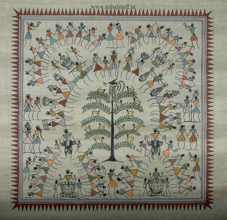Saora Tribal Art (India)