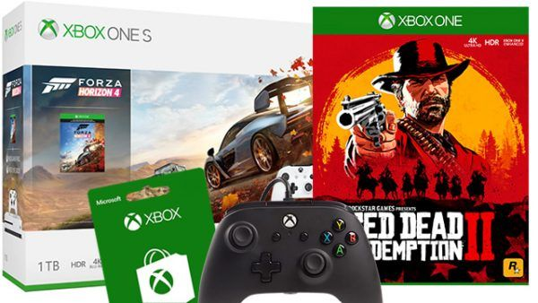 Microsoft Black Friday Deals On Xbox One X Forza Horizon 4 And Other Big 2018 Games Black Friday Games Xbox One Xbox One Black
