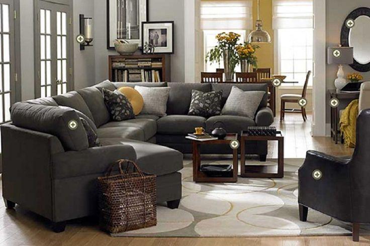 9 best bonus room ideas for grey images on pinterest for Best living room designs 2013
