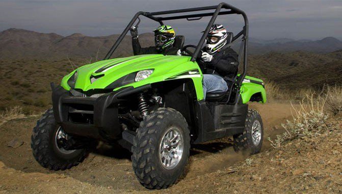 Why Is My UTV Cutting Out and Burning Oil? - ATV.com ATV AnswerMan offers some advice on a 2009 Kawasaki Teryx