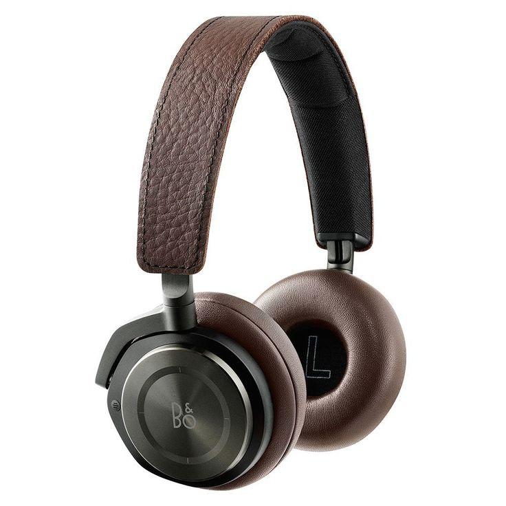 B&O Play by Bang & Olufsen H8 Casque Audio Supra-Auriculaires Haut de Gamme Sans Fil Bluetooth avec Système Actif d'Annulation du Bruit (ANC): Amazon.fr: High-tech