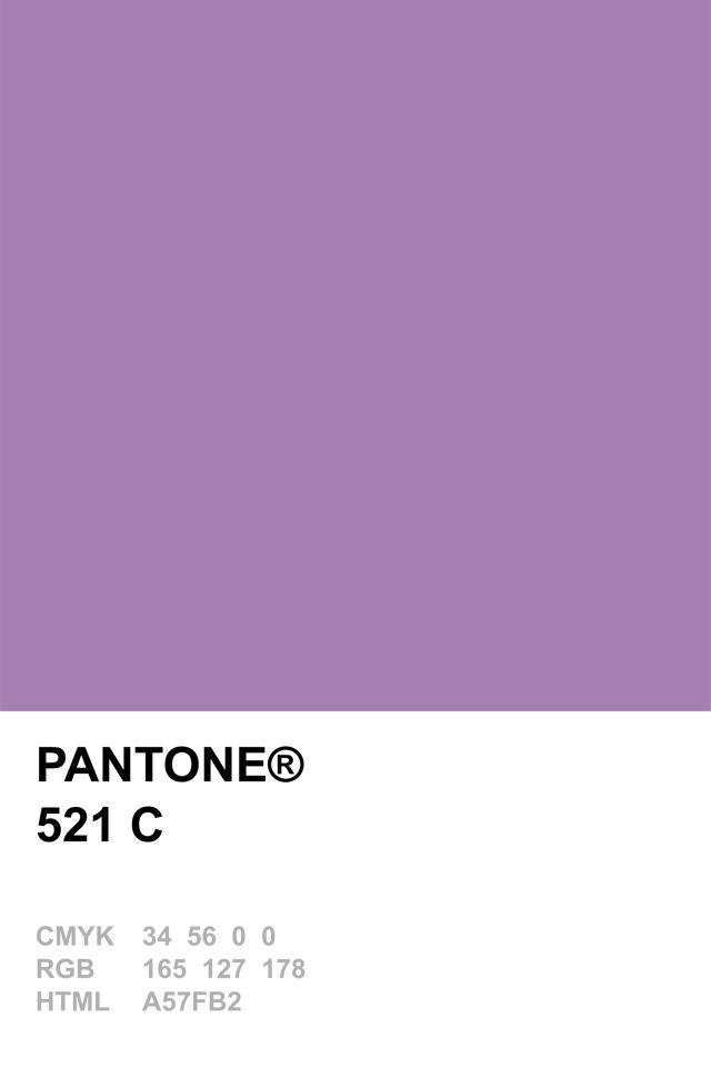 pantone 521 c