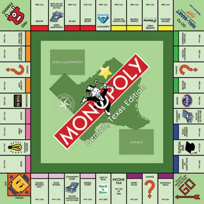 how to create a monopoly board game in powerpoint