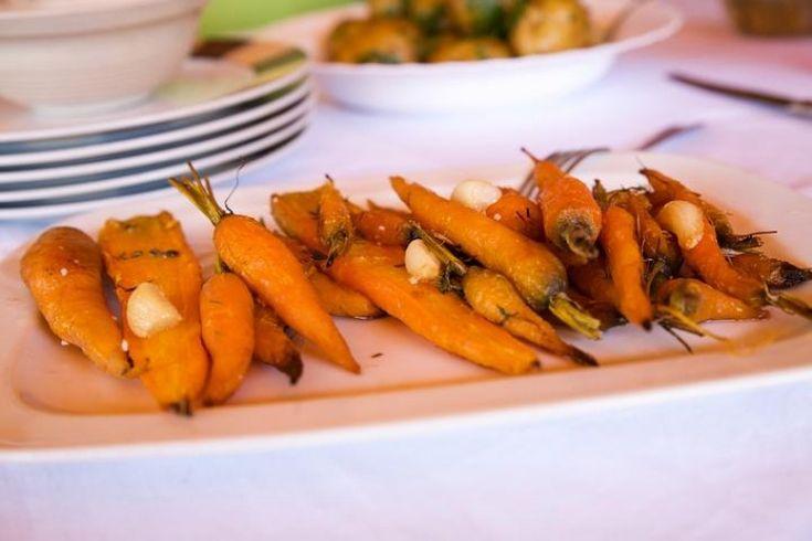 Pečená mrkev - Testováno na dětech