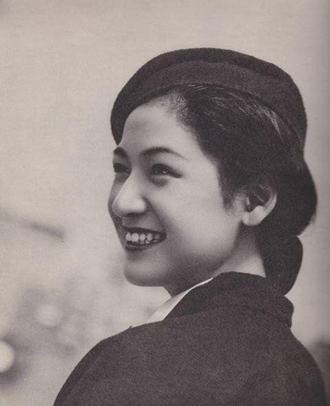 Hara Setsuko (原節子) 1920-2015, Japanese Actress