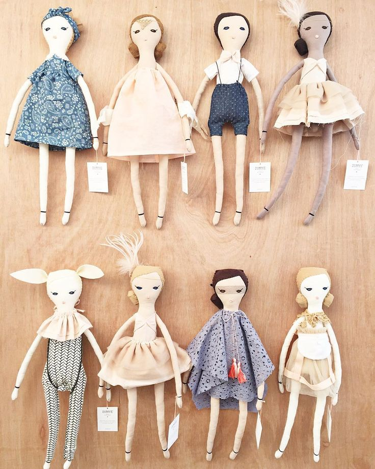 handmade dolls More
