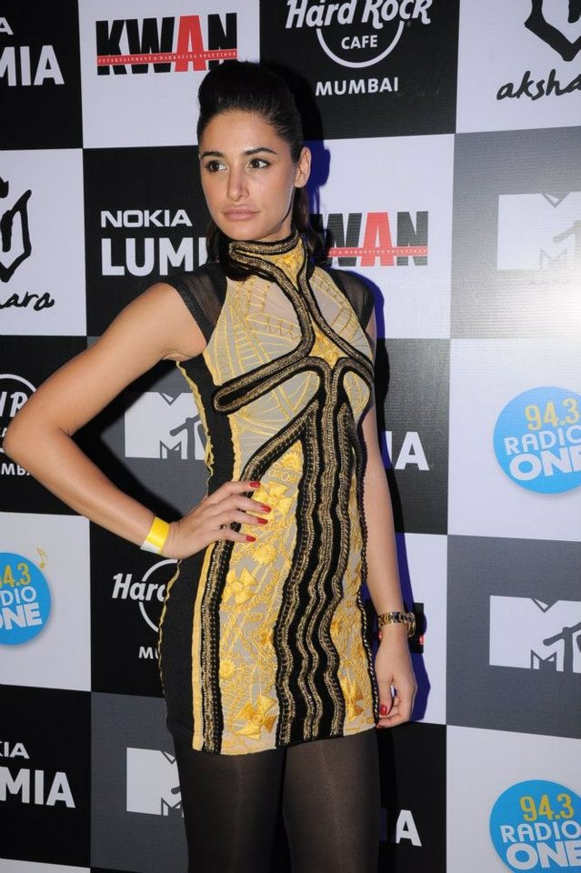 Nargis Fakhri - HRC Mumbai - Women's Day charity