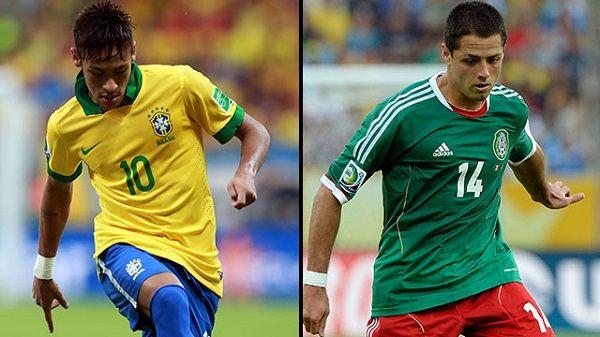 Brazil vs Mexico 2014 match, get full information about Brazil vs Mexico 2014 preview, Brazil vs Mexico 2014 prediction, Brazil vs Mexico 2014 lineup