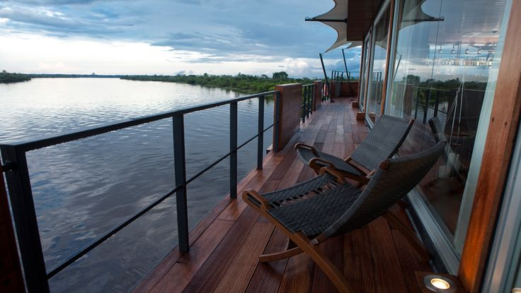 M/V Aria Amazon Cruise #getlost