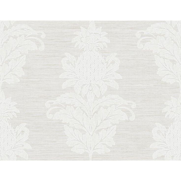17 best ideas about grey damask wallpaper on pinterest. Black Bedroom Furniture Sets. Home Design Ideas