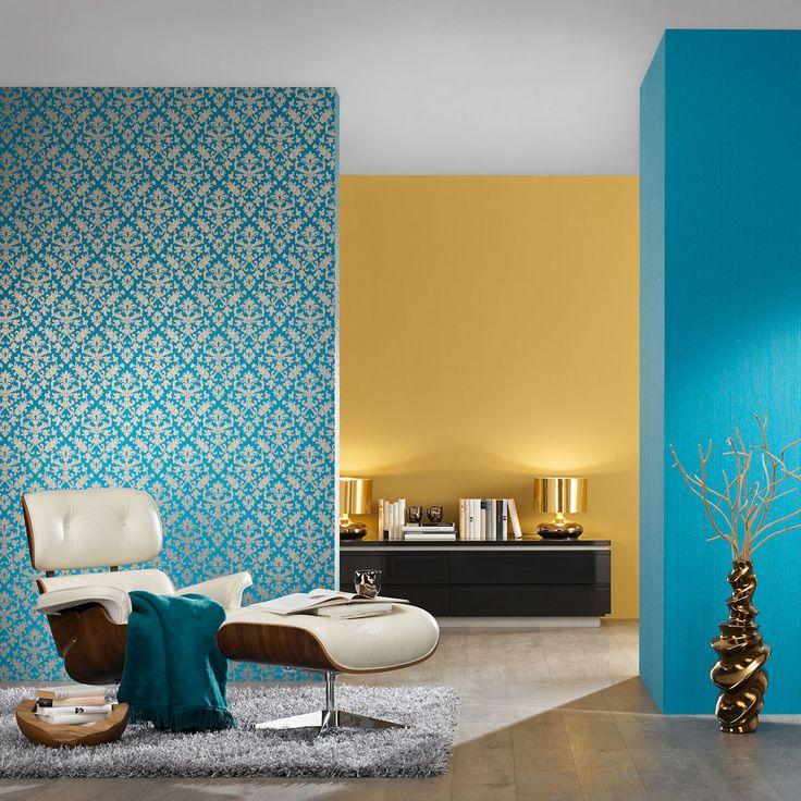 Las 25 mejores ideas sobre papel tapiz del peque o ba o for Idea muebles puebla