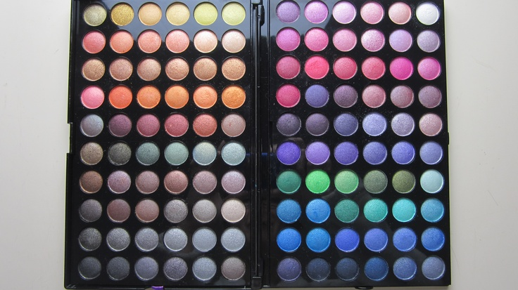 I'm in love with the BH 120 Color Palettes! They're such good value for money (what's not to love about that?)