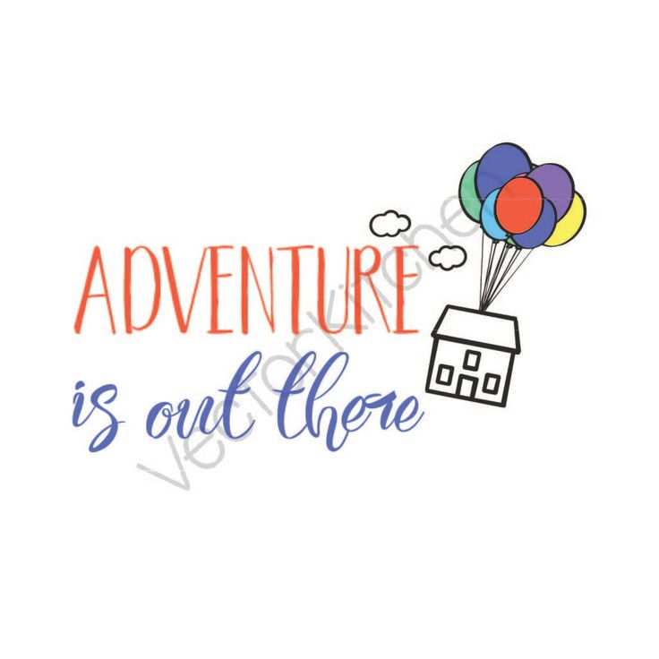 Adventure is out there UP Inspired Inspired Cutting Template SVG EPS Silhouette DIY Cricut Instant Download  The balloon colors are grouped, easily editable. If you don't want to cut the balloon colors, simply uncheck the group!  ** This listing comes in .svg, .dxf, .eps and .studio3 formats ** .svg - Cricut Design Studio, Silhouette Studio Designer Edition, SCAL, MTC .dxf - Silhouette Studio Standard Edition, AutoCAD, Sure Cuts A Lot Pro .eps - Adobe Illustrator, Make the Cut, Sure Cuts ...